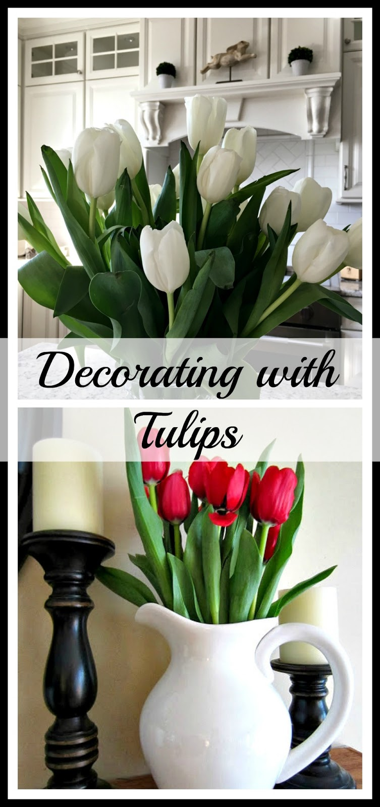 Ways to Decorate with Tulips for Spring