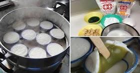แจกฟรีสูตรขนมถ้วยแป้งนิ่มมาก สูตรโบราณหน้ากะทิแตกมัน ทำขายรายได้ดีมาก