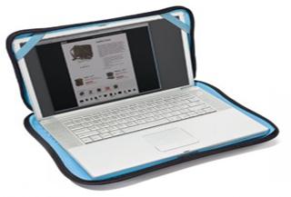 case para notebook