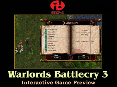 Warlords Battlecry 3 Puzzle