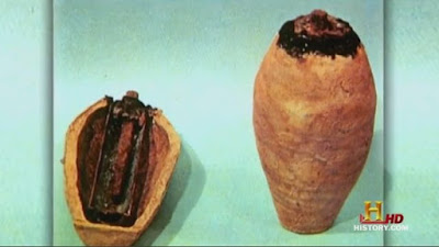 The Actual Baghdad Battery.