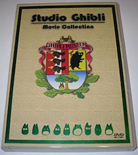 Studio Ghibli Pirate Bootlegs