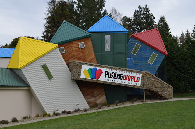 Dia 6 (I): Visita al Puzzling World (Wanaka) i a Arrowtown