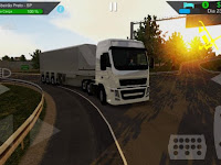 Heavy Truck Simulator MOD APK v1.851 For Android Terbaru
