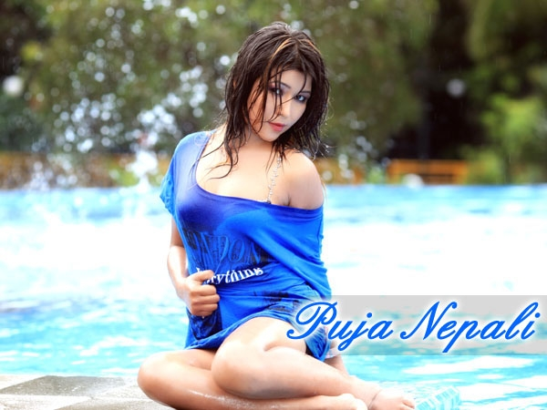 Almost nepali hot sexy blue photo