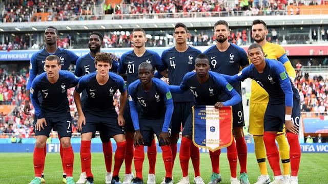France-Huitièmes