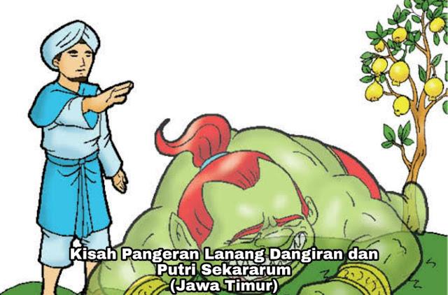 Kisah Pangeran Lanang Dangiran – Legenda Jawa Timur