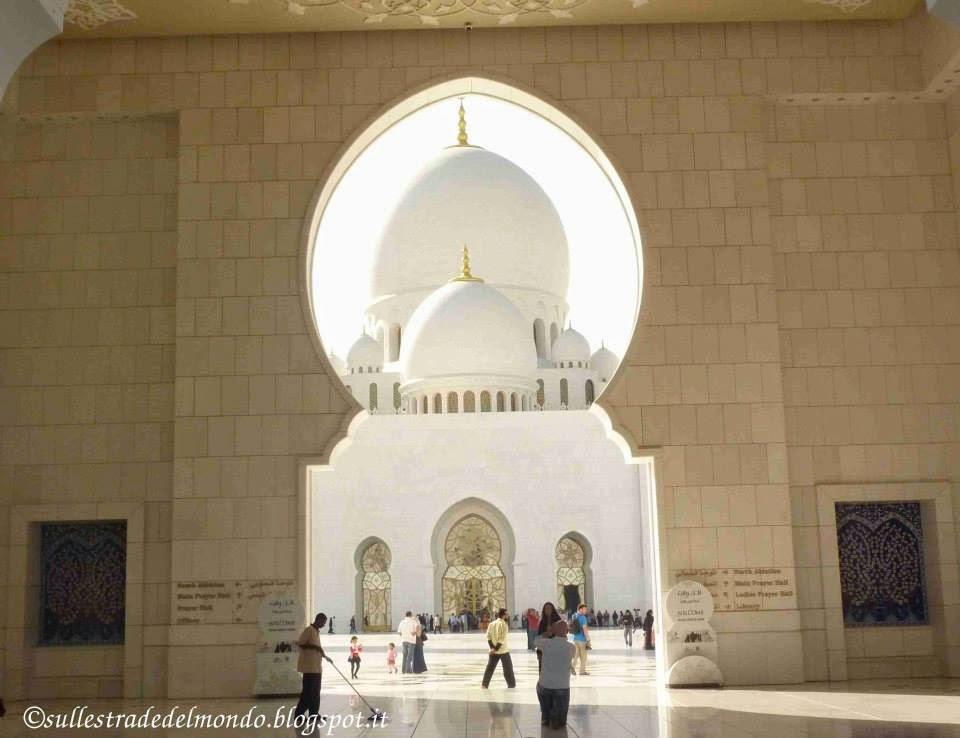 La Grande Moschea Sheikh Zayed