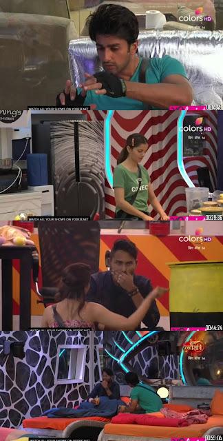Bigg Boss 23rd Oct Full Episode S14 HDTV 480p 720p || 7starHD