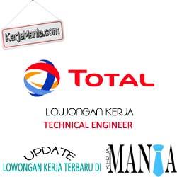 Lowongan Kerja Total Oil Indonesia