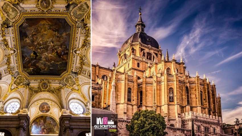 Madrid: Palazzo Reale, Cattedrale Almudena