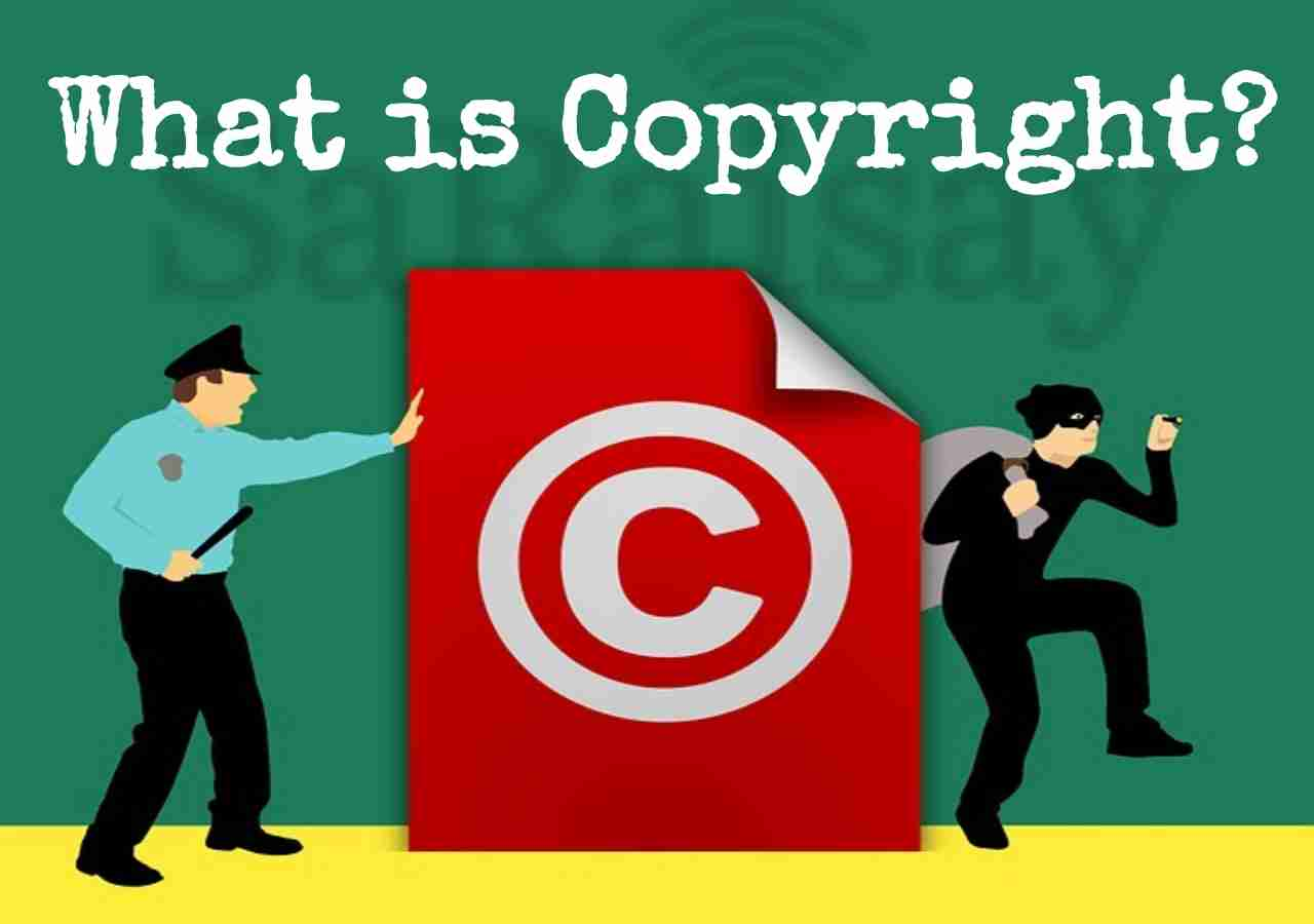 What is copyright In Hindi