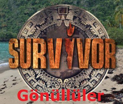 Survivor 2021 Gönüllüler Takımı Yarışmacıları