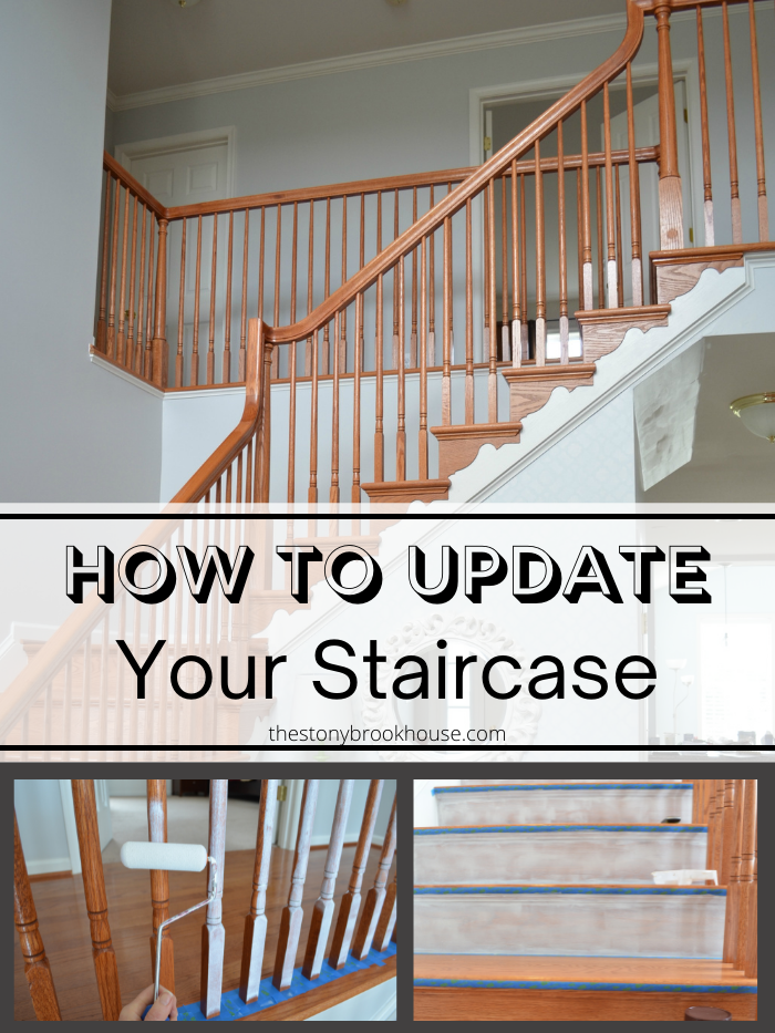 How To Update Your Staircase