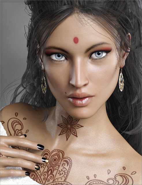 FW Sushmita HD for Victoria 7 and Her Jewelry
