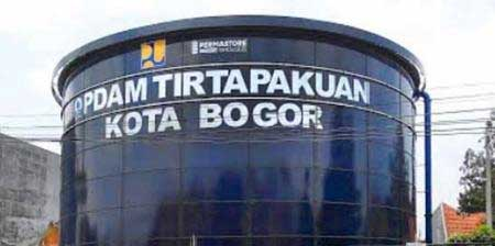 Alamat & Nomor Telepon Kantor PDAM Kota Bogor