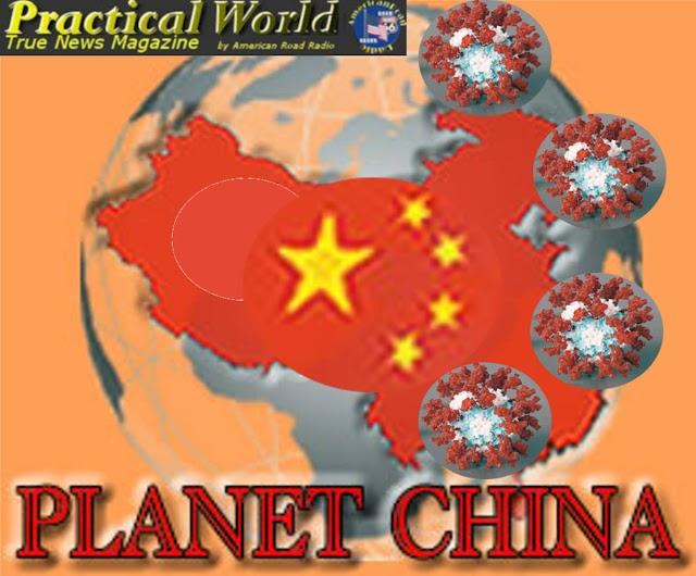 'China Virus' :  Worldwide Pandemic pushes up China export,Surplus became $ 535 Billion