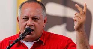 Diosdado Cabello, resaltó los esfuerzos que realiza la clase obrera venezolana ante bloqueo imperialista