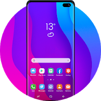 Theme for Samsung S10 Launcher,Galaxy S10 Launcher Apk for Android