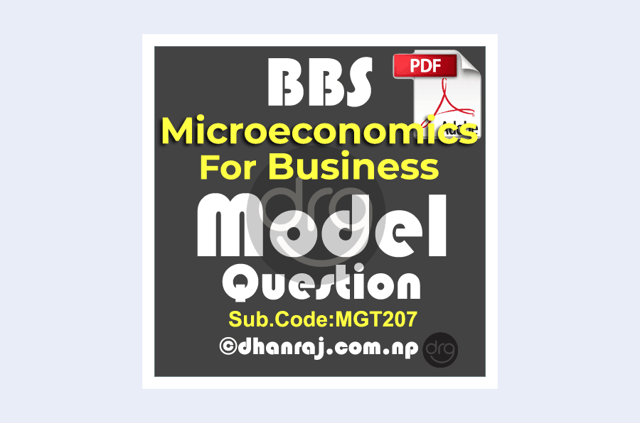 BBS-First-Year-Microeconomics-For-Business-Model-Question-2019-2020-TU-Download-PDF.