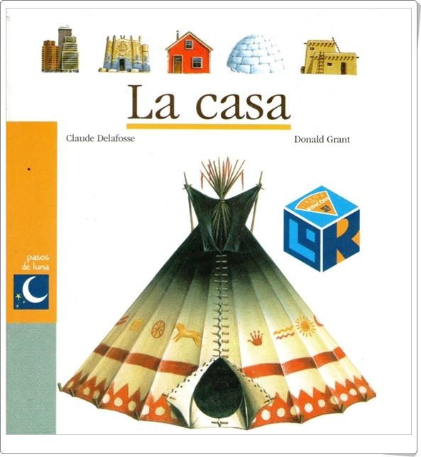 """""""La casa"""" de Claude Delafosse y Donald Grant"""