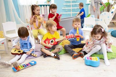 How to Develop Music and Movement Abilities in Preschool - montessori preschool in Winnetka - Valor Montessori Prep