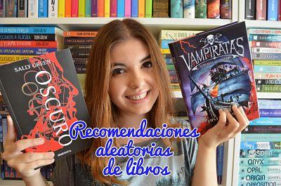 Recomendaciones Booktube Andreo Rowling