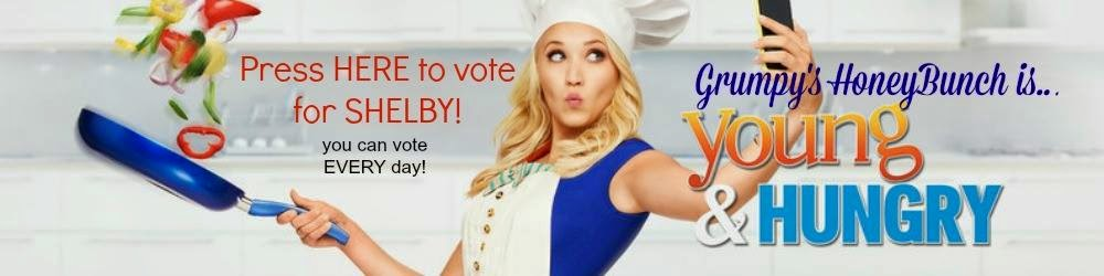 #YoungAndHungry Blogger Challenge | Vote for Shelby!