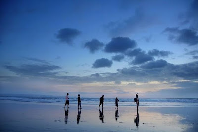 The Most Popular Beach In Bali