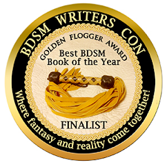 Hooked: Decadence Nights a Best BDSM Book of the Year Finalist