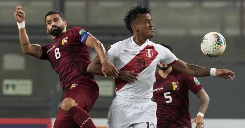 RESULTADOS PERÚ Vs. VENEZUELA: Selección peruana ganó (1-0)