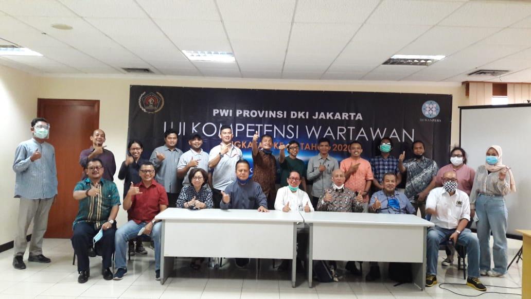 PWI Jaya Gelar UKW Angkatan ke-49, Utamakan Protokol Kesehatan