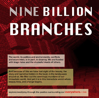 Nine Billion Branches by Jason Nelson