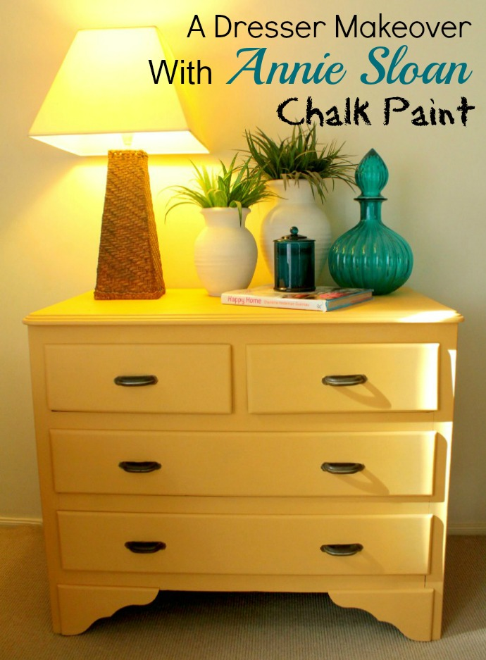 So Just To Really Prove How Totally Obsessed I Am With The Colour Yellow At Moment Went A Painted Dresser In My Fave Of