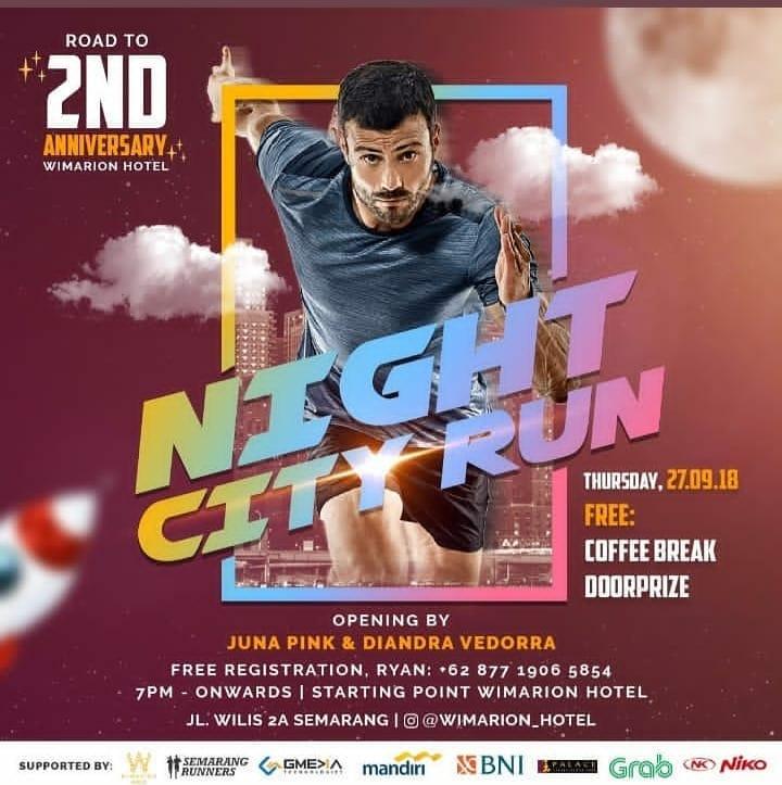 Night City Run • 2018