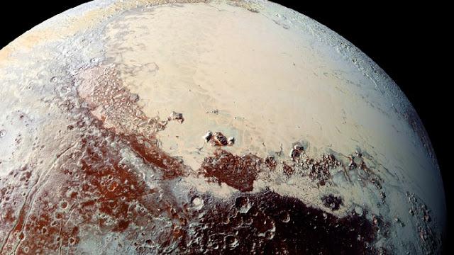 Berapa Lama Waktu Yang Dibutuhkan untuk Mencapai Pluto