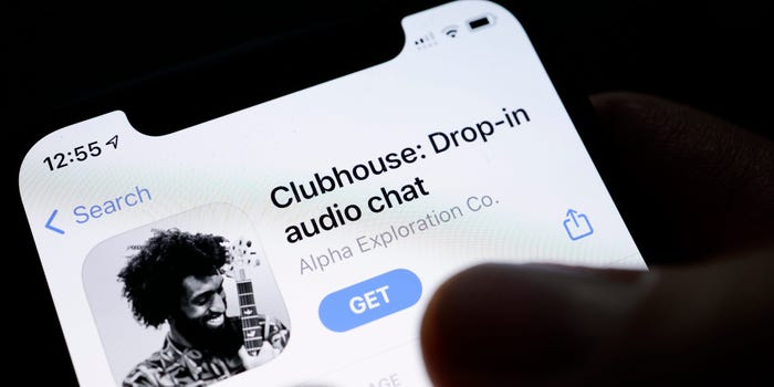 How do I delete my Clubhouse account?
