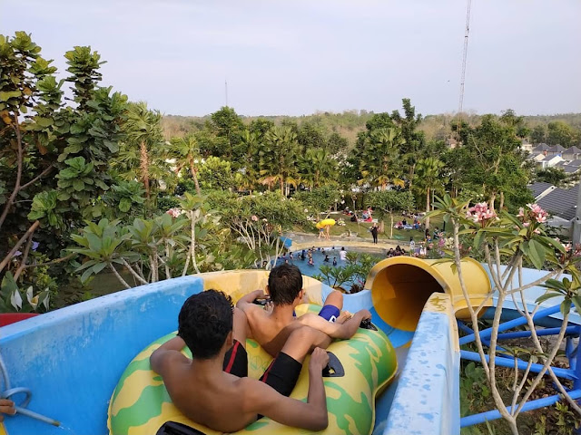 Waterpark Jogja Murah