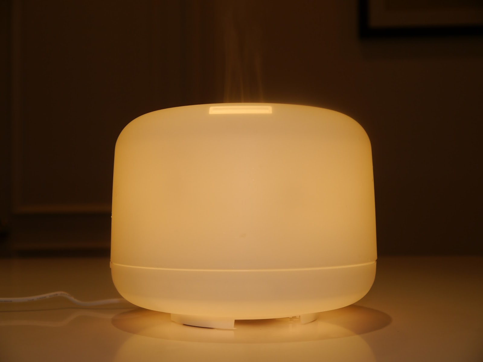 ramsey recommends home muji ultrasonic aroma diffuser. Black Bedroom Furniture Sets. Home Design Ideas