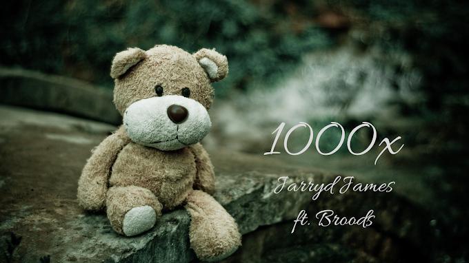 Belajar Indahnya Cinta Sejati dari Lagu 1000x - Jarryd James ft. Broods | Interpretasi Lagu