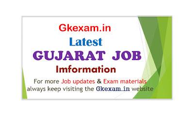 Latest Gujarat Job Information
