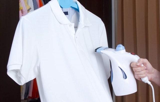 garment steamer guide