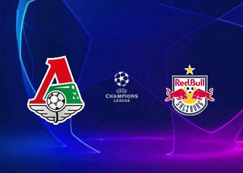 Lokomotiv Moscow vs Salzburg -Highlights 01 December 2020