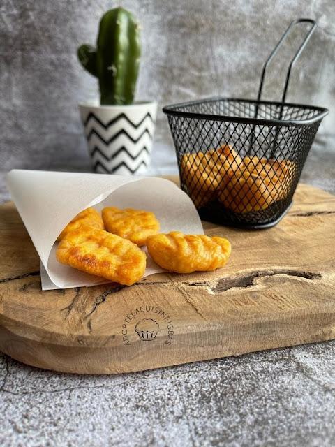 Gnocchis patate douce et orange - IG bas