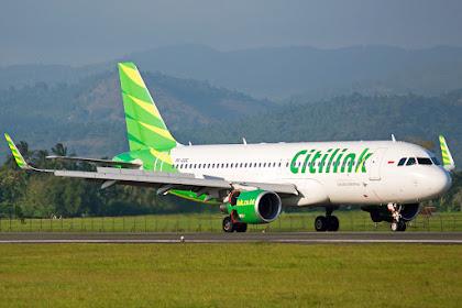 Maskapai LCC Citilink Indonesia akan Terbang ke Frankfurt Jerman Desember 2019 Mendatang