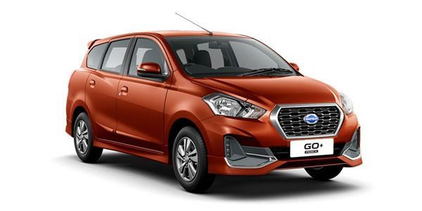 New 2018 Datsun GO Plus Facelift Right view