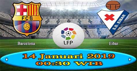Prediksi Bola855 Barcelona vs Eibar 14 Januari 2019