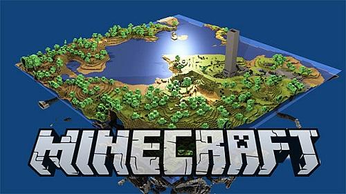 Người chơi hình như dễ ợt thiết đặt thêm bản đồ cho Minecraft