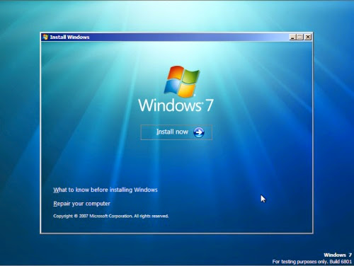 Windows 7 With Windows XP Dual Booting Easy Steps ~ Ultimate PC Tips