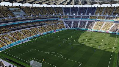 PES 2020 Stadium Arena Națională EURO 2020 version